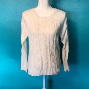 Forever 21 off-white sweater